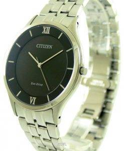 Citizen Eco-Drive Stiletto Super Thin AR0071-59E Mens Watch