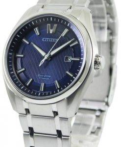 Citizen Eco-Drive Titanium AW1240-57L Mens Watch
