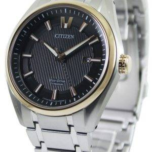 Citizen Eco-Drive Titanium AW1244-56E Mens Watch
