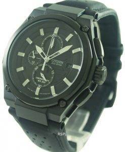 Citizen Eco-Drive Chronograph CA0315-01E Mens Watch