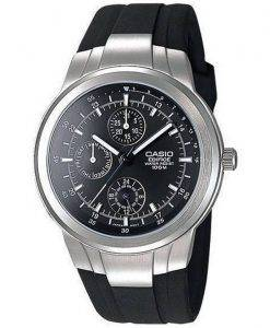 Casio Edifice Analog Three Dials EF-305-1AV Mens Watch