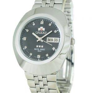Orient 3 Stars EM70005B Mens Watch