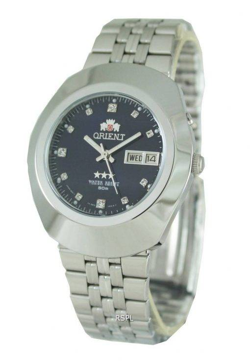 Orient 3 Stars EM70005D Mens Watch