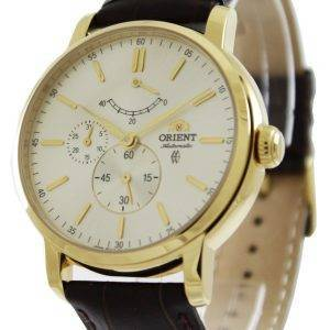 Orient Automatic FEZ09002S Power Reserve Mens Watch