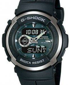 Casio G-Shock G-300-3AV G300-3AV Mens Watch