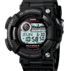 Casio G-Shock Frogman GWF-1000-1JF GWF1000 Multiband 6 Watch