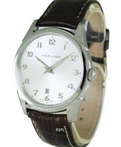Hamilton Quartz Jazzmaster Thin Line H38511553 Mens Watch