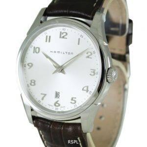 Hamilton Quartz Jazzmaster Thin Line H38511553 Mens Watch