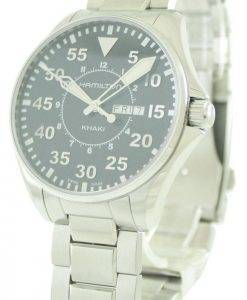 Hamilton Khaki Pilot Quartz H64611135 Mens Watch