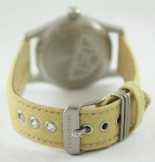 Hamilton Khaki Field Mechanical H69419933 Mens Watch