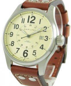 Hamilton Khaki Field Automatic H70615523 Mens Watch