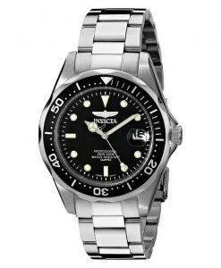 Invicta Pro Diver 200M Quartz Black Dial INV8932/8932 Mens Watch