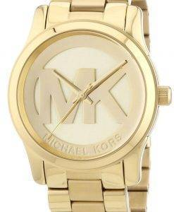 Michael Kors Parker MK Logo Dial MK5786 Womens Watch