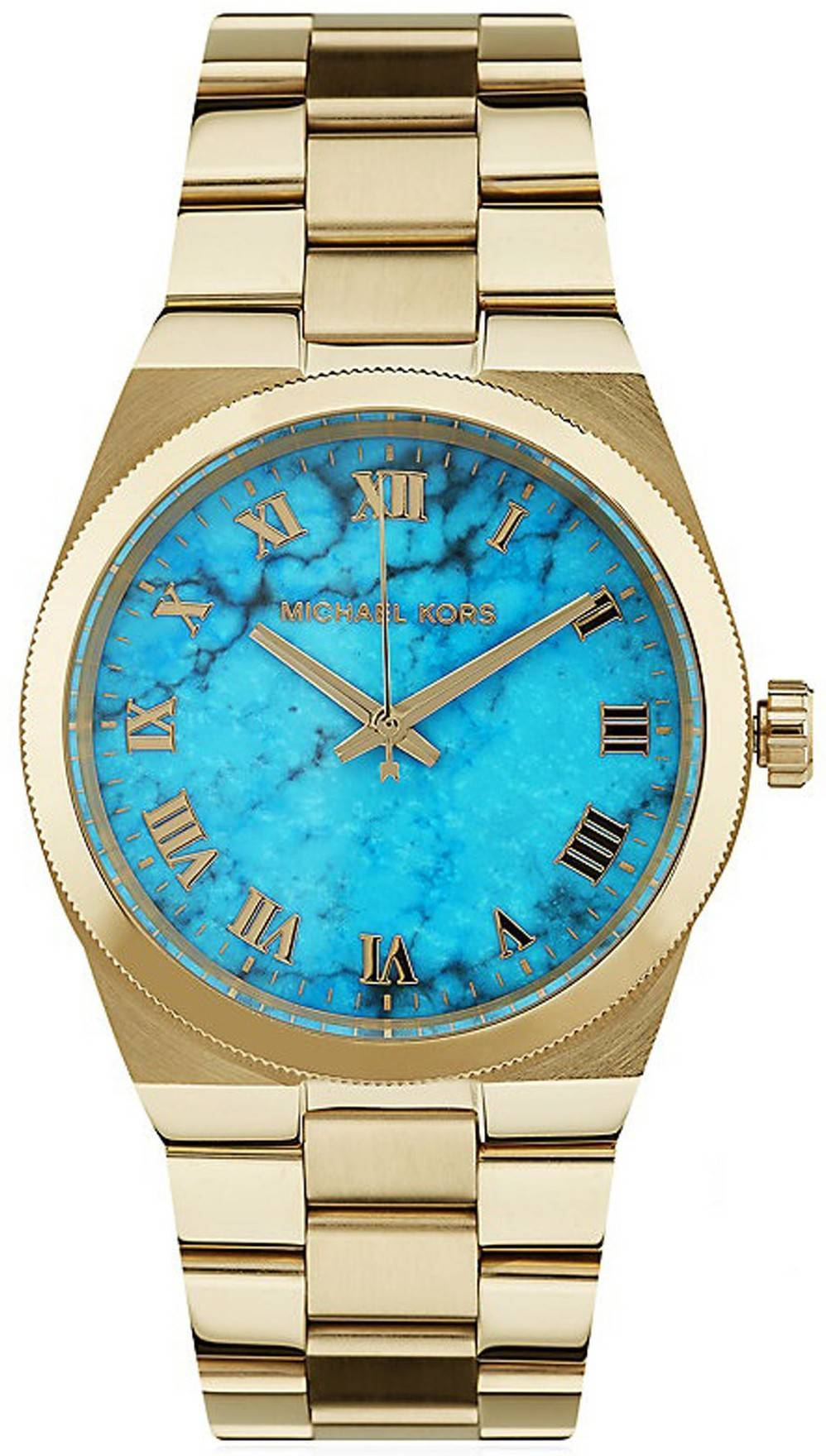 Michael Kors Channing Turquoise Dial MK5894 Womens Watch Singapore 81e87c5be6