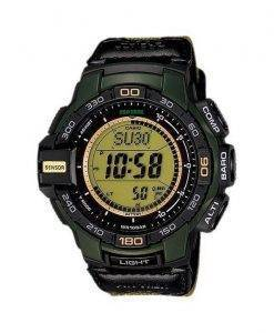 Casio Protrek Triple Sensor PRG-270B-3 Mens Watch
