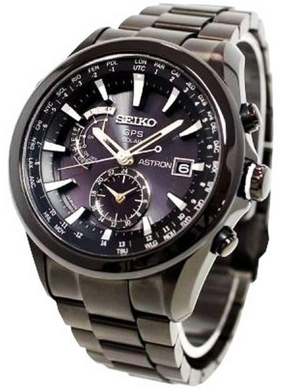 Seiko Astron High-Intensity Titanium SBXA007 / SAST007 Watch Singapore Michael Kors Watches Black Ceramic
