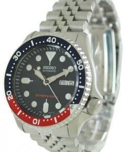 Seiko Automatic Divers 200M 21 Jewels SKX009K2 Mens Watch