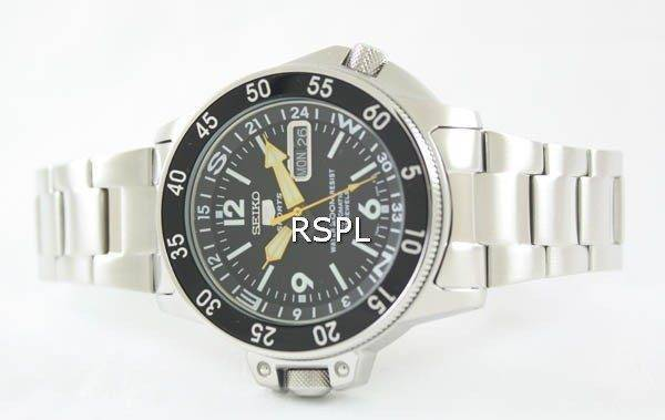 Seiko 5 Automatic Map Meter SKZ211K1 SKZ211K SKZ211 Watch