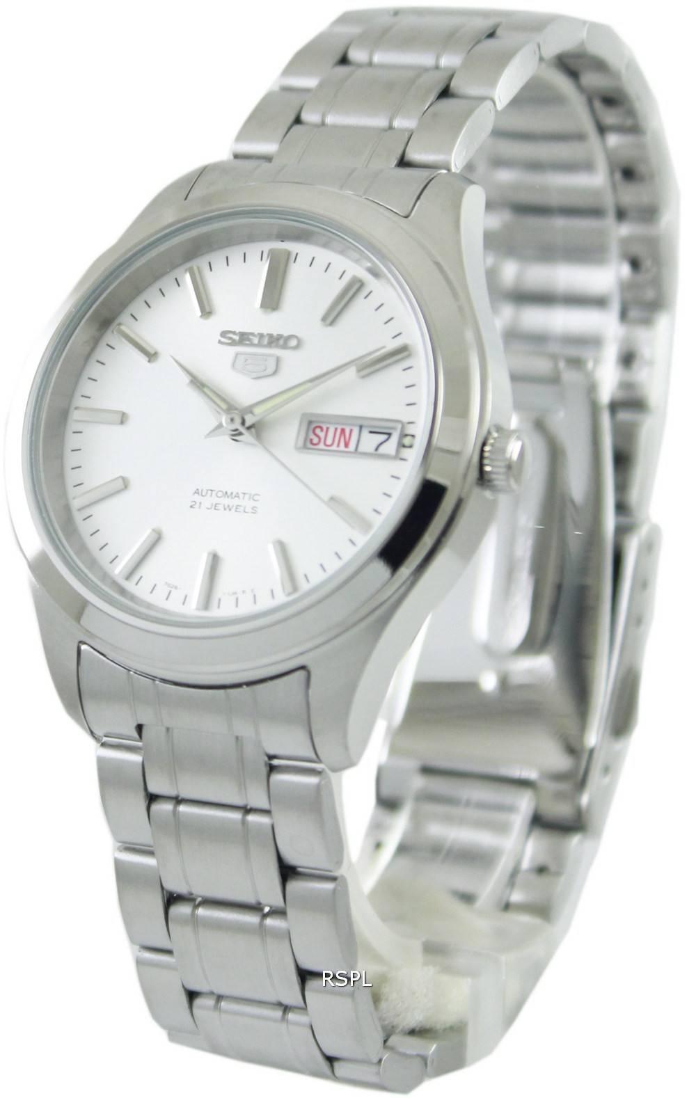 Seiko 5 Automatic 21 Jewels SNKM41K1 SNKM41K Mens Watch ...