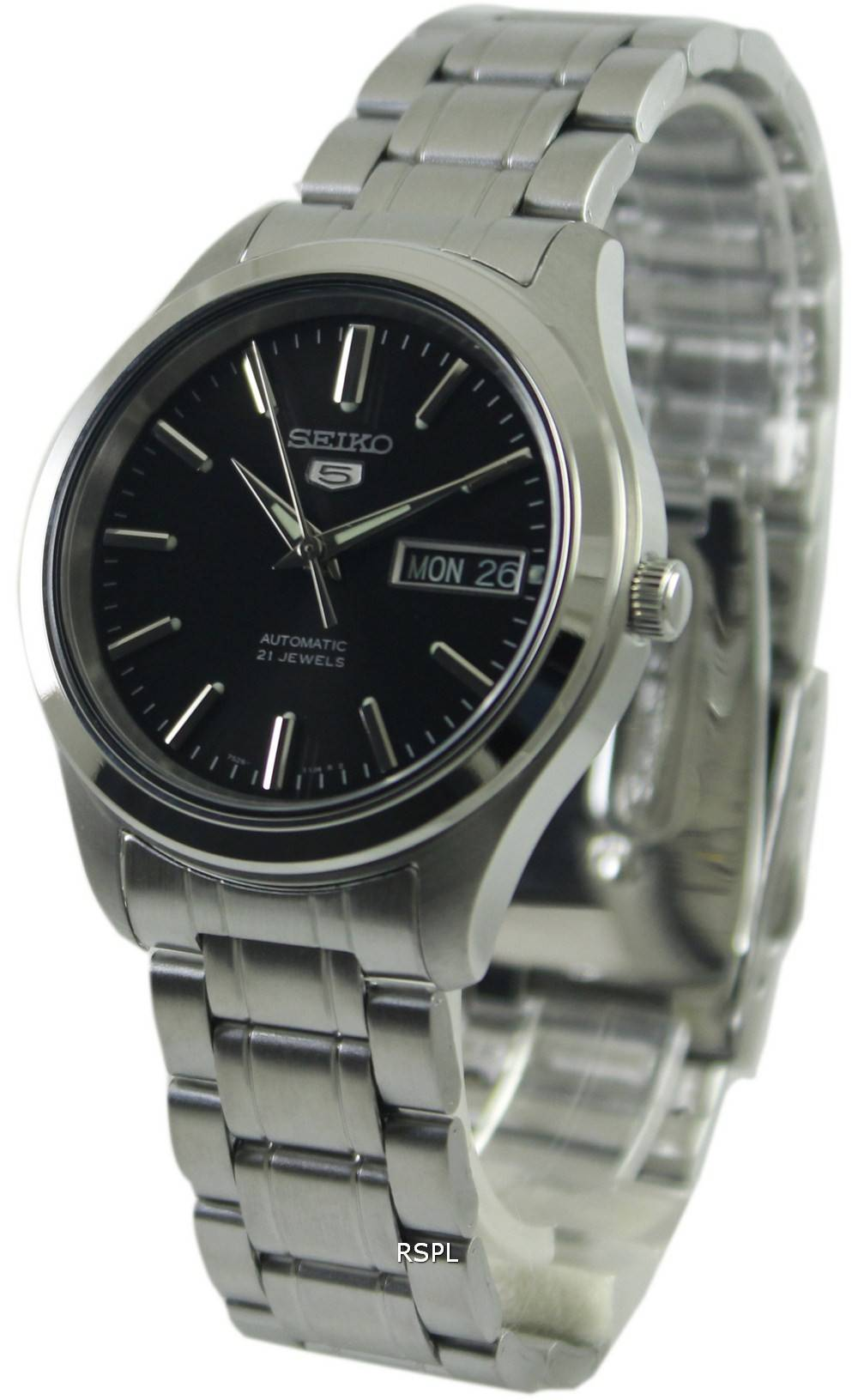 seiko 5 automatic 21 jewels snkm47k1 snkm47k mens watch