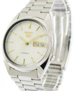 Seiko 5 Automatic 21 Jewels SNXG47K1 SNXG47K Mens Watch
