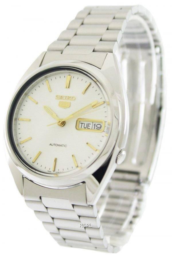 Seiko 5 Automatic 21 Jewels SNXG47K1 SNXG47K Mens Watch
