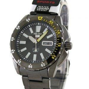 Seiko Mens 5 Sports Automatic 24 Jewels 100M SRP363K1 SRP363K SRP363 Watch
