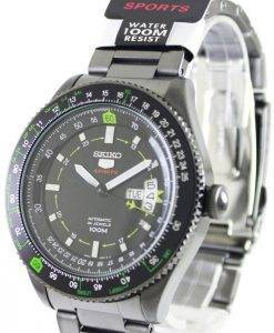 Seiko 5 Sports Automatic Pilot SRP617K1 SRP617K Mens Watch