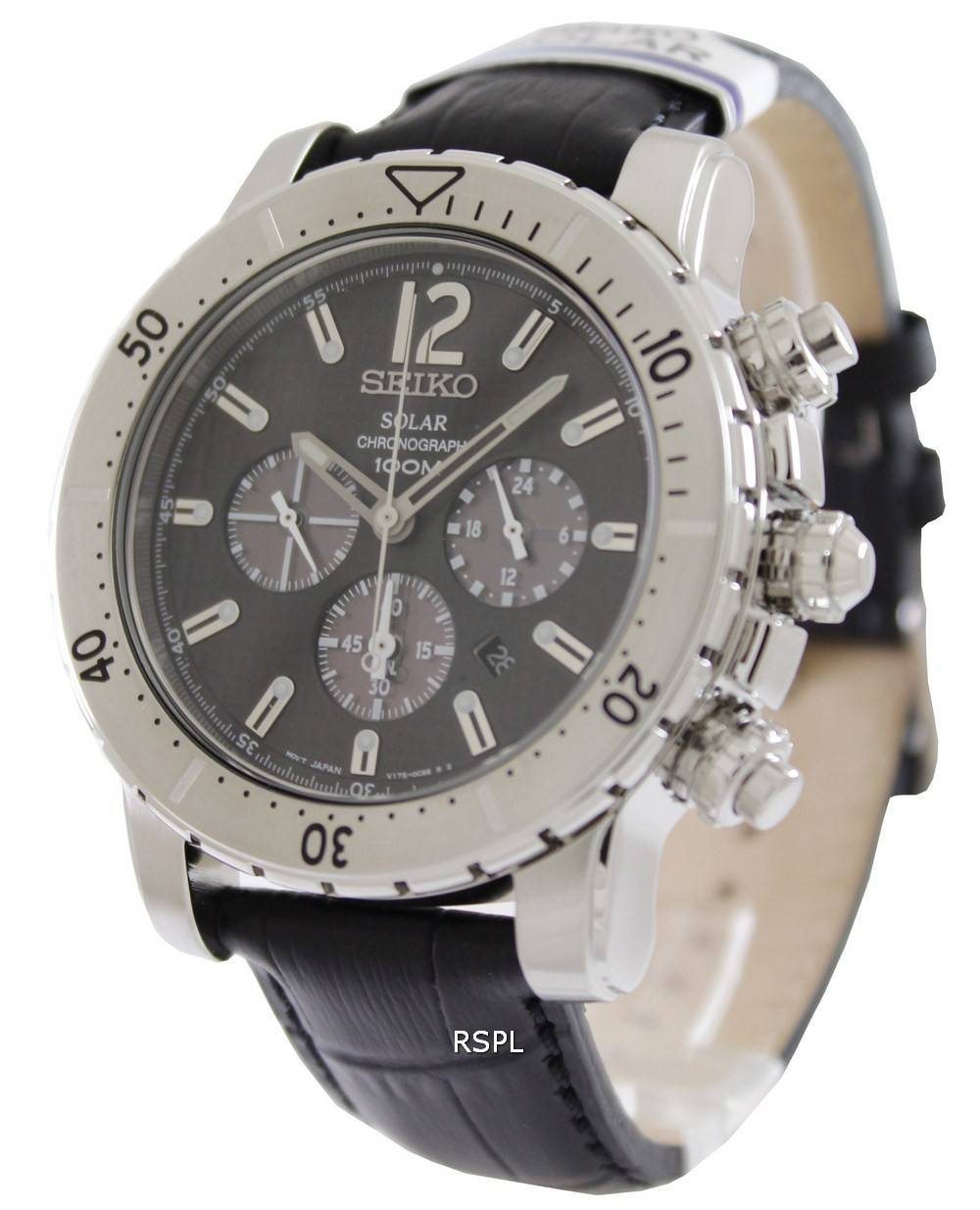 Seiko solar chronograph ssc223p2 mens watch singapore for Solar watches