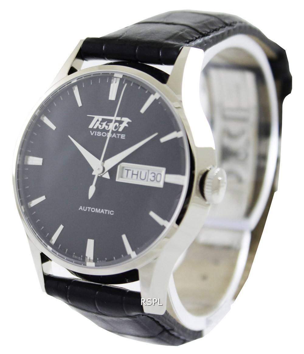 Black nixon watches for men