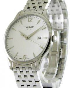 Tissot T-Classic Tradition Quartz T063.610.11.037.00 Mens Watch