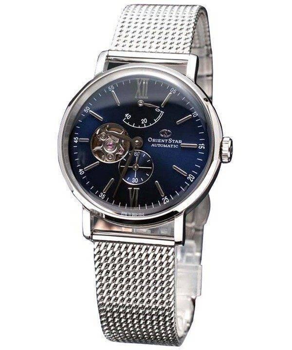 5220a283d2f Orient Star Classic Automatic Semi Skeleton WZ0151DK Mens Watch ...