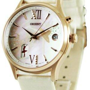 Orient Ballerina Mechanical Happy Stream Collection DM01002W Womens Watch