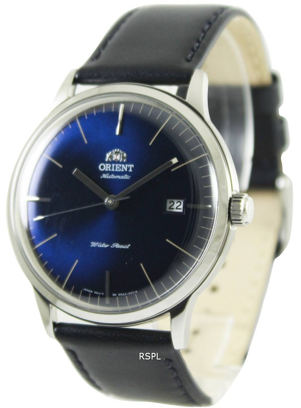 Good Watch Brands For Men >> Orient Bambino Classic Automatic ER2400LD Mens Watch Singapore