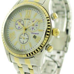 Citizen Eco-Drive Chronograph FB1364-53A Womens Watch
