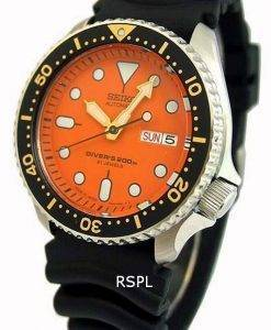 Seiko Automatic Divers 200M SKX011J1 Mens Watch