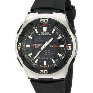 Casio Analog Digital Youth Series Illuminator AQ-164W-1AVDF AQ-164W-1AV Mens Watch