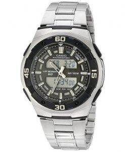 Casio Analog Digital Youth Series Illuminator AQ-164WD-1AVDF AQ-164WD-1AV Mens Watch