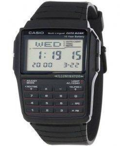 Casio Digital Data Bank 5 Alarm Multi-Lingual DBC-32-1ADF DBC-32-1A Mens Watch