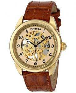 Invicta Specialty Gold Skeleton Dial INV17188/17188 Mens Watch