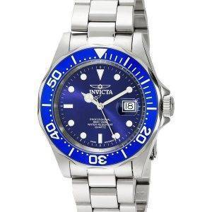Invicta Swiss Pro Diver 200M Blue Dial INV9308/9308 Mens Watch