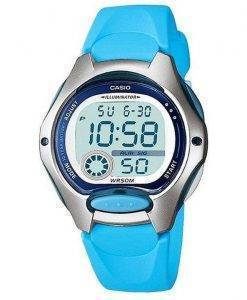 Casio Digital Sports Illuminator LW-200-1BVDF Womens Watch