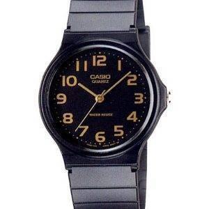 Casio Classic Quartz Black Strap MQ-24-1B2LDF MQ-24-1B2L Mens Watch