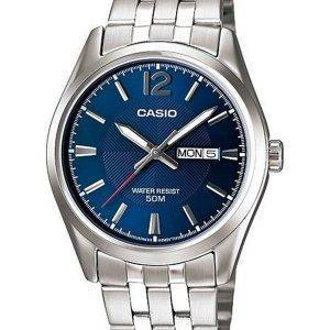 Casio Classic Analog MTP-1335D-2AVDF MTP-1335D-2AV Mens Watch