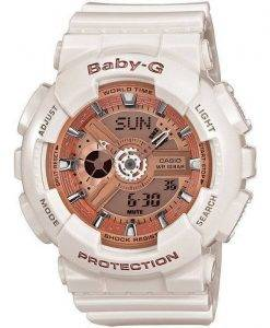 Casio Baby-G World Time Analog-Digital BA-110-7A1 Womens Watch