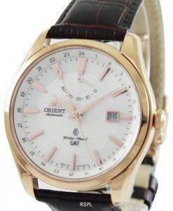 Orient Automatic GMT Power Reserve DJ05001W Mens Watch