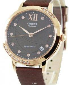 Orient Fashionable Automatic Crystals ER2H002T Womens Watch