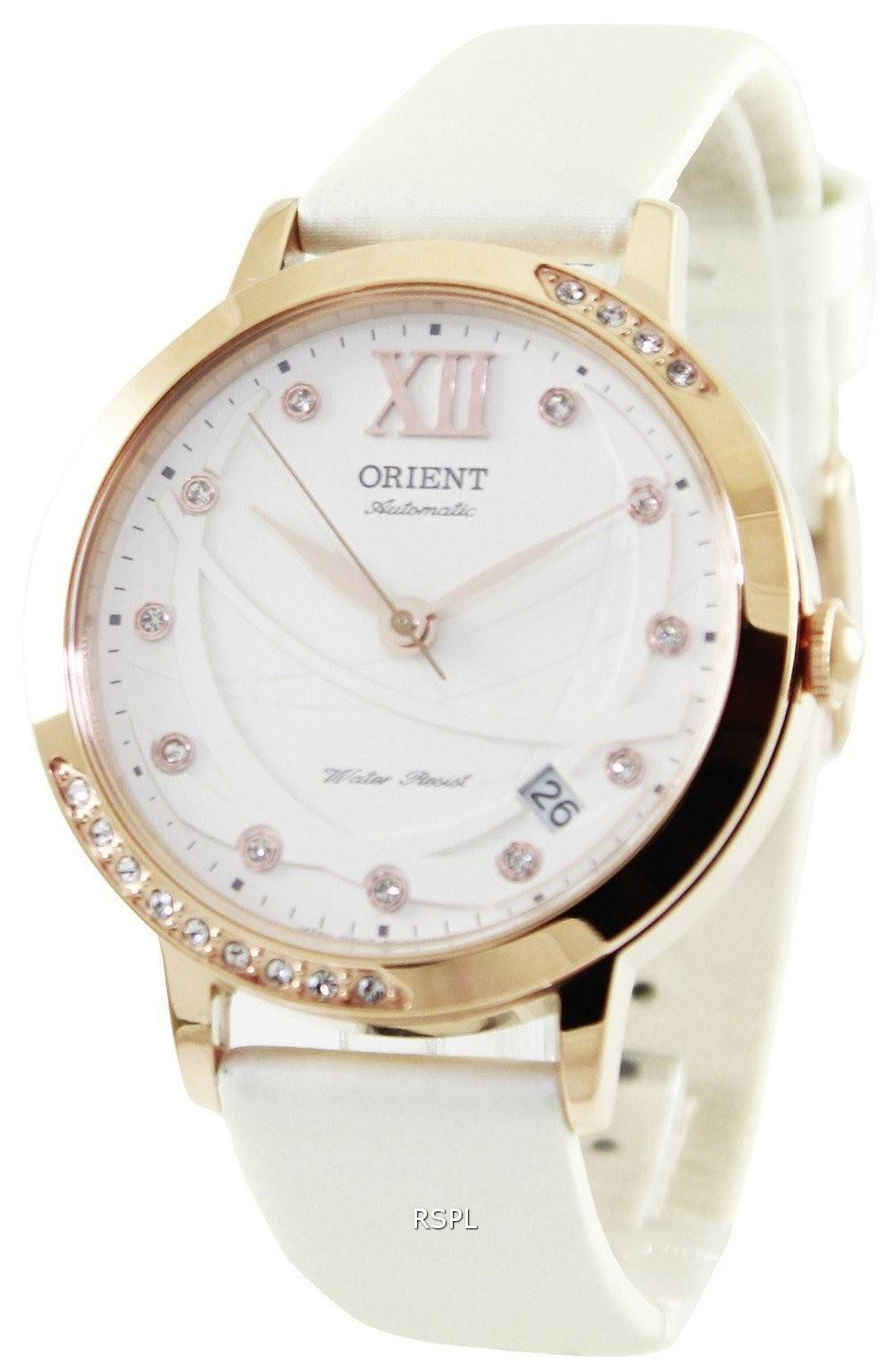 orient fashionable automatic crystals er2h003w womens