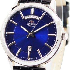 Orient Classic Automatic Blue Dial FEV0U003D Mens Watch
