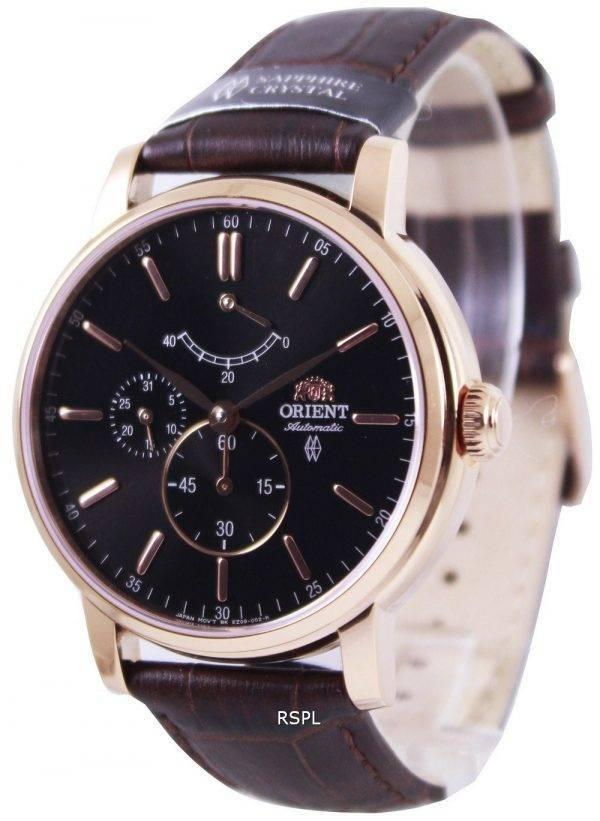 Orient Automatic Power Reserve FEZ09001B Mens Watch